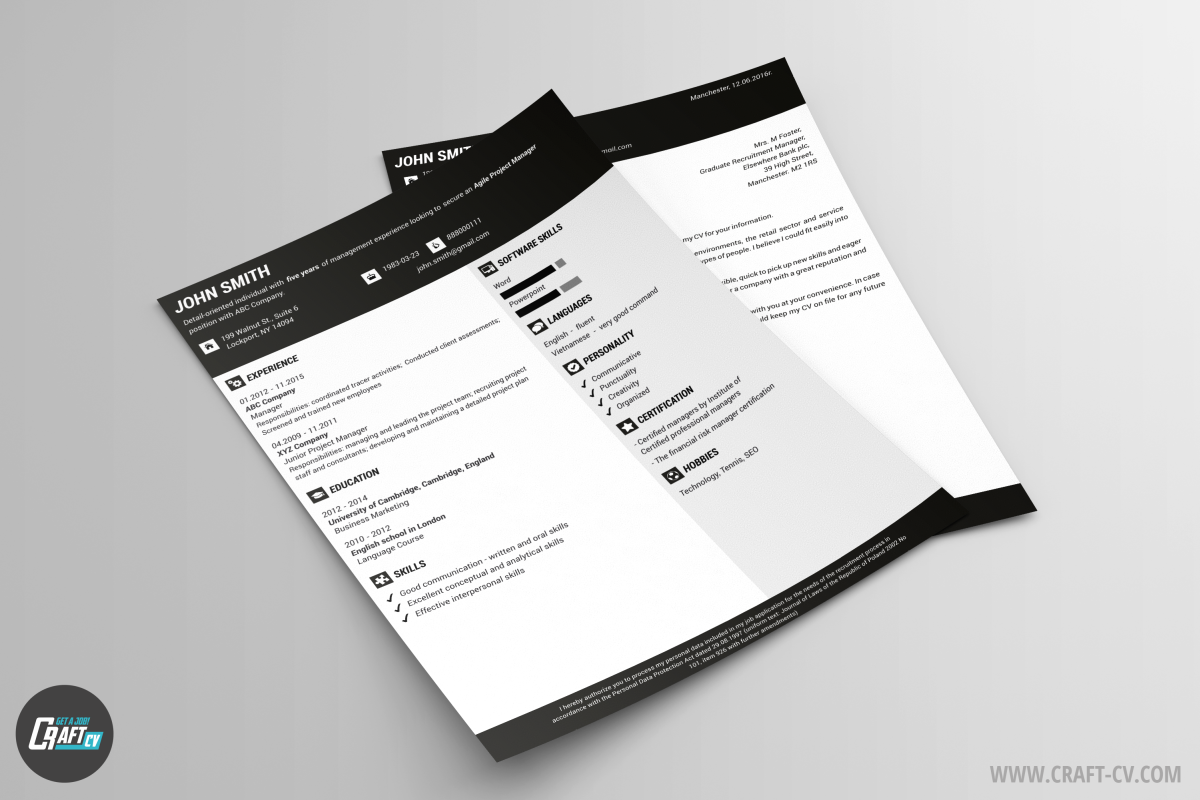 resume sample zeal