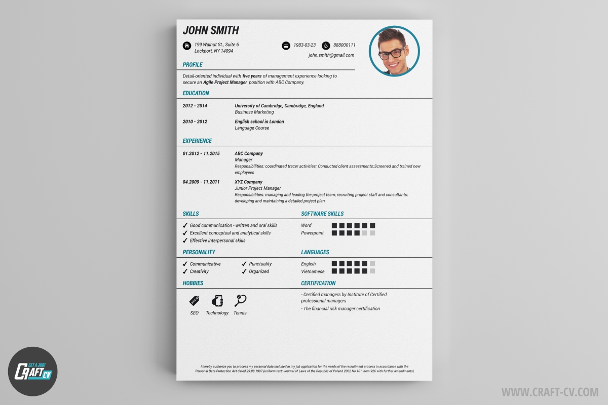 Free Resume Maker Orb