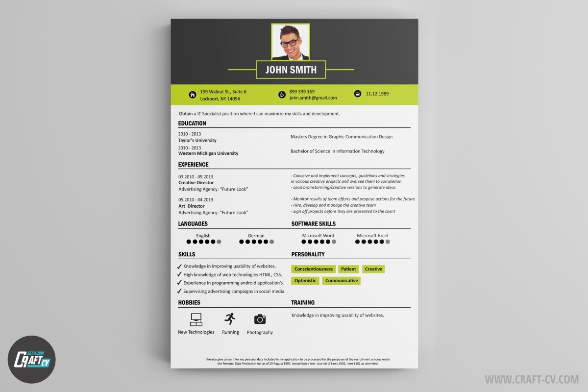 fresh resume examples creative resume templates