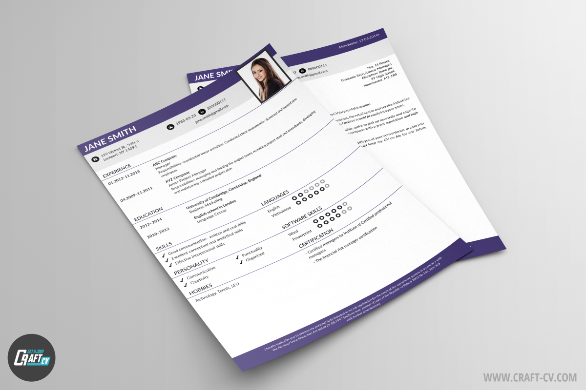 Creative Resume Download