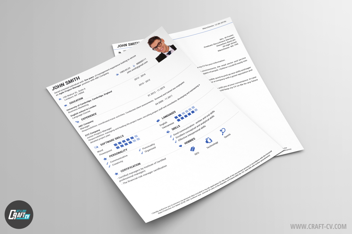 Free Resume Sample Classic