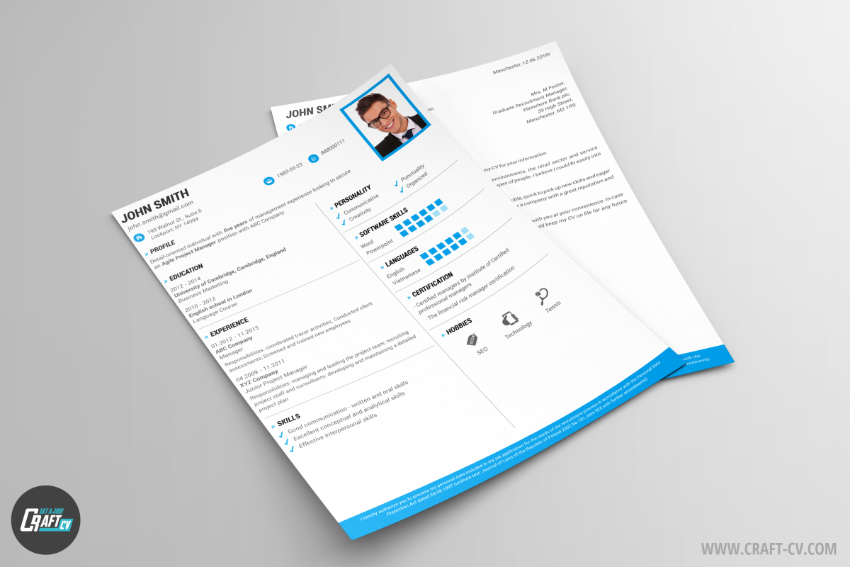 Resume Examples Master