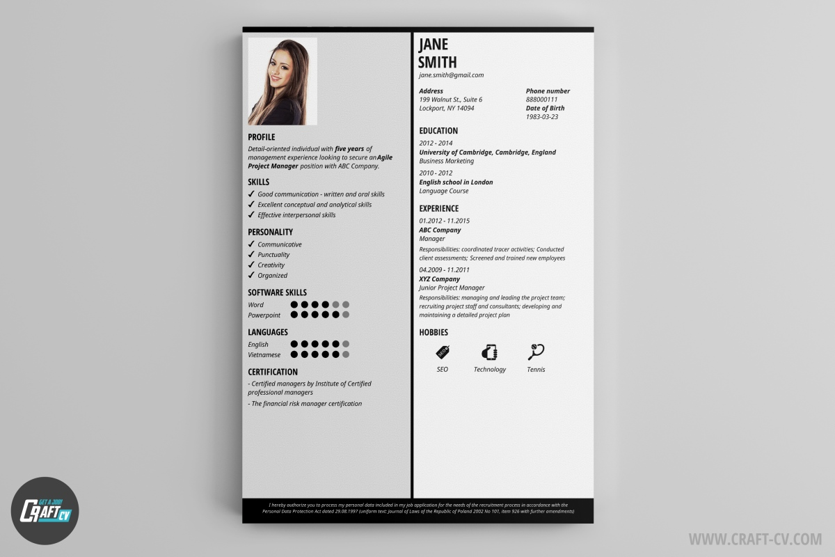 cv maker professional cv examples online cv builder craftcv creative cv maker cv samples
